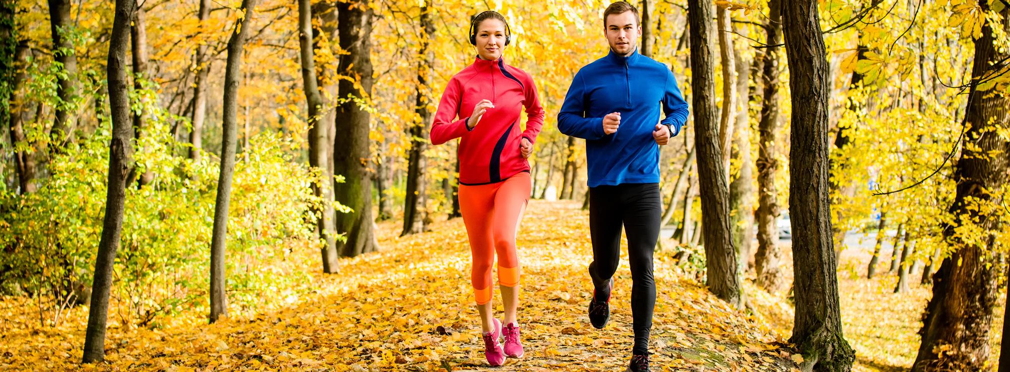 Bewegung und Sport stärkt das Immunsystem Ausdauer Sportliche Aktivität Bewegung ist gesund