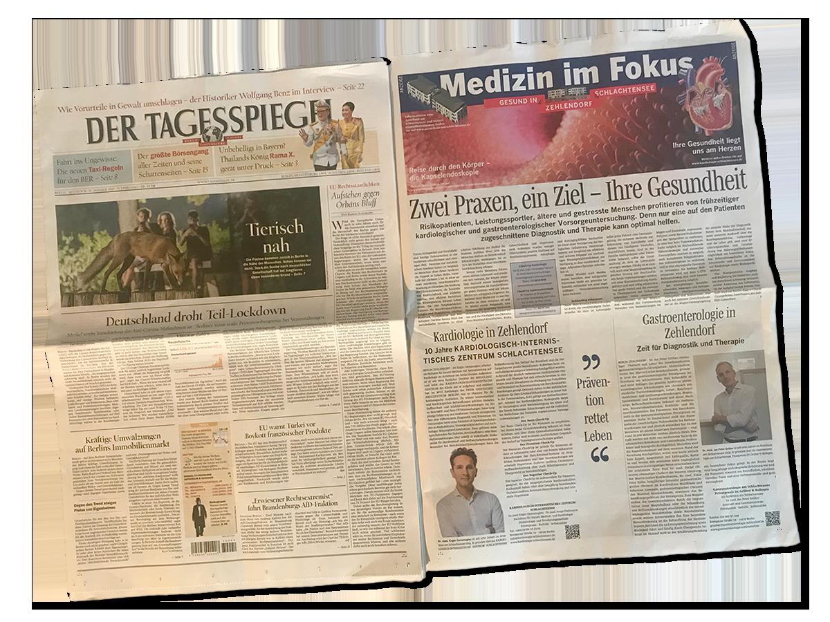 Vorsorge Check-Up Berlin Zehlendorf Schlachtensee Vorsorge Prävention Krebsvorsorge Gewichtsreduktion Abnehmen Übergewicht Herzinfarkt Bluthochdruck Diabetes Schlaganfall Darmkrebs Ernährungsberatung Ernährungsmedizin